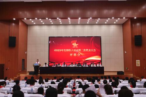 李丹云出席中国少年先锋队六安市第二次代表大会25_副本.png