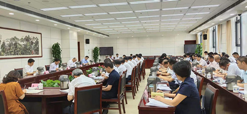 安徽省青年工作联席会议第一次全体会议在肥召开