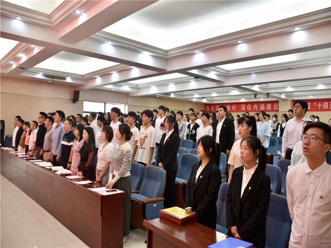 合肥师范学院举行第十二期青年马克思主义者培养工程结业式3.png